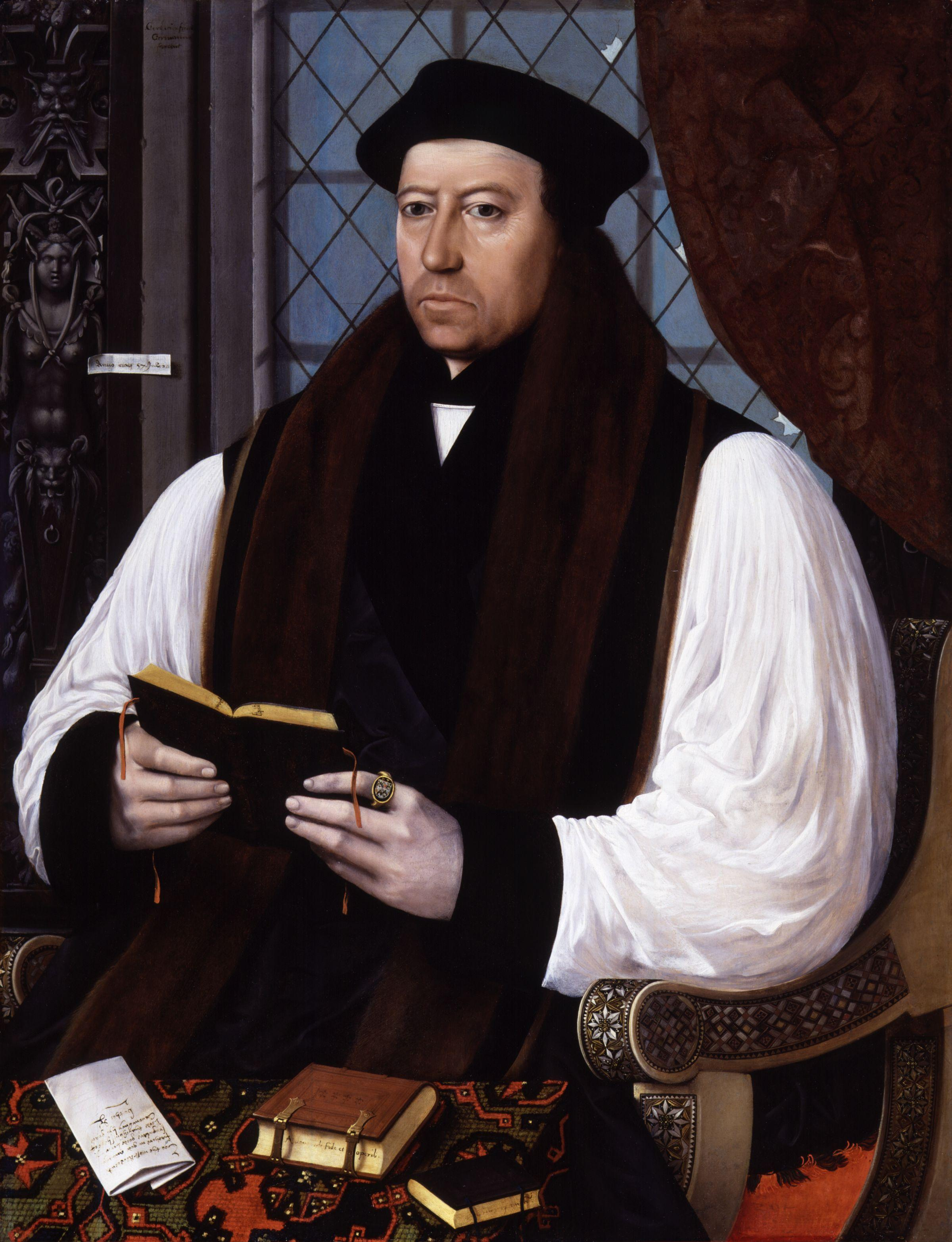 Thomas Cranmer wife