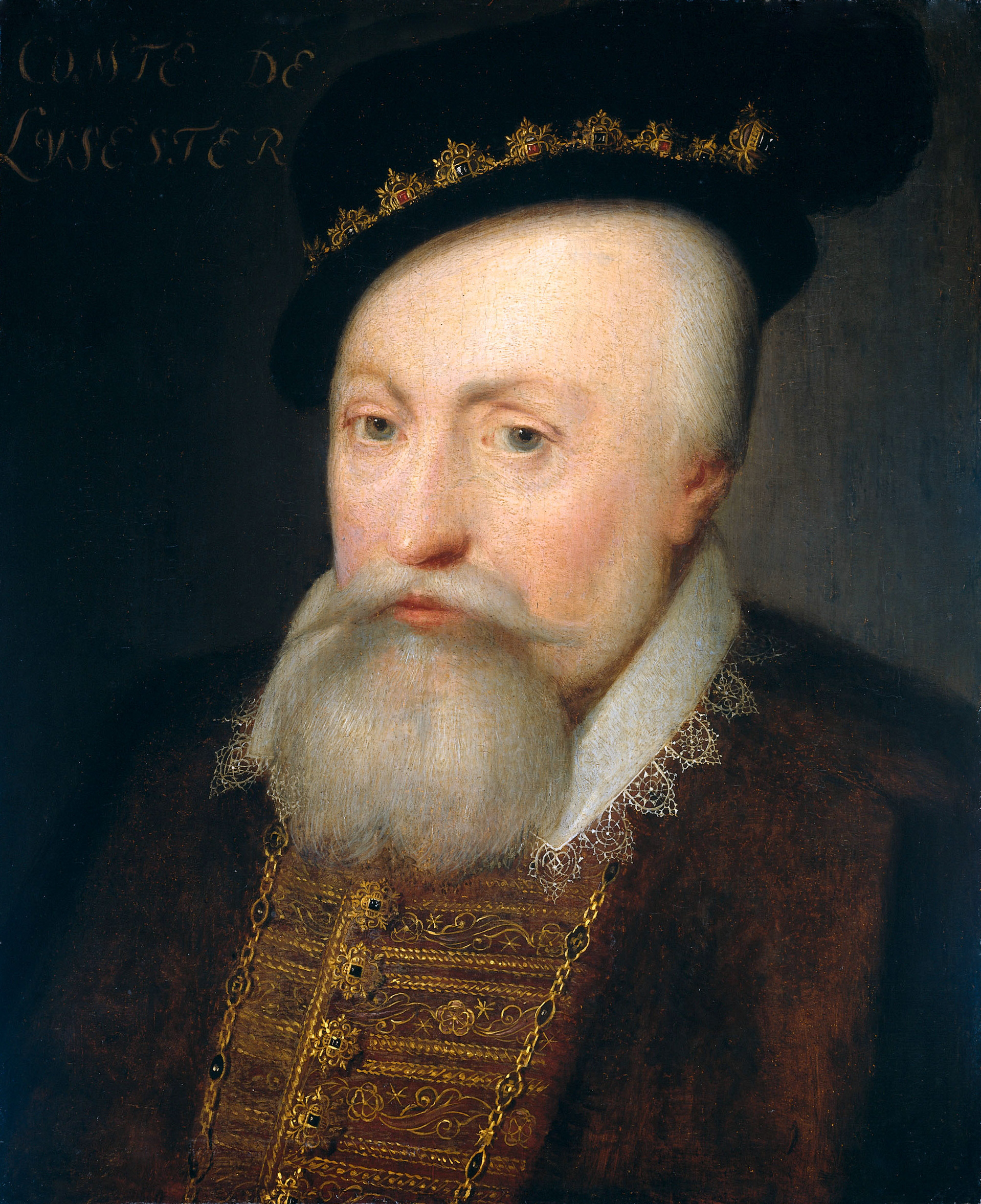 Robert Dudley Earl of Leicester - Dudley,Robert(ELeicester)11