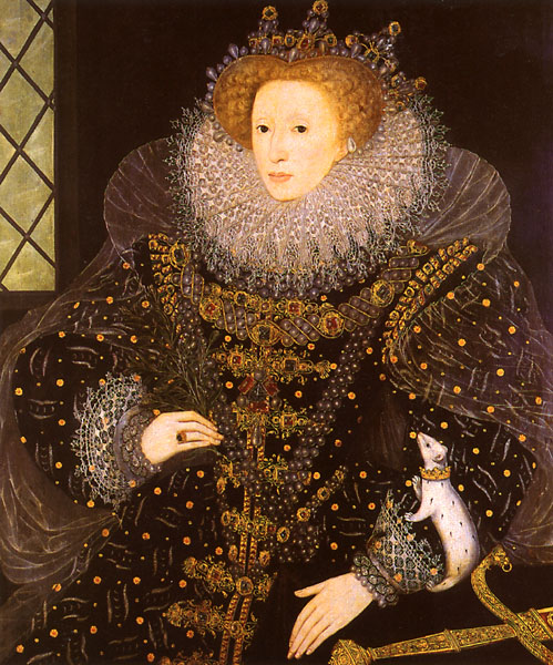 About Elizabeth I TUDOR Queen