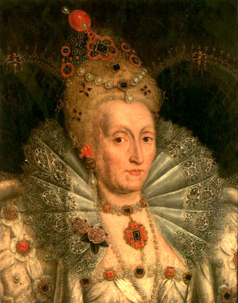 Mar 24 1603 queen elizabeth i died she as nearly 70 and had been