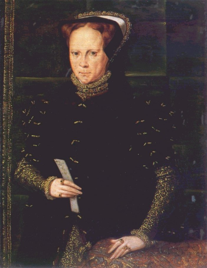 about mary i tudor queen of england rh tudorplace com ar