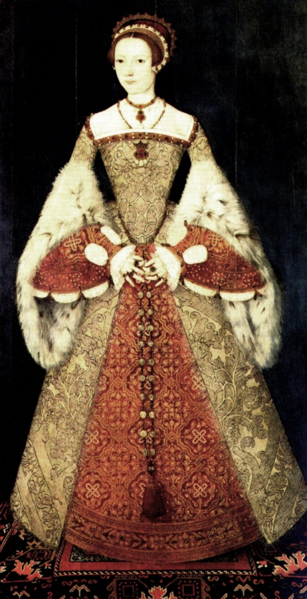 About Catherine Parr Queen Of England