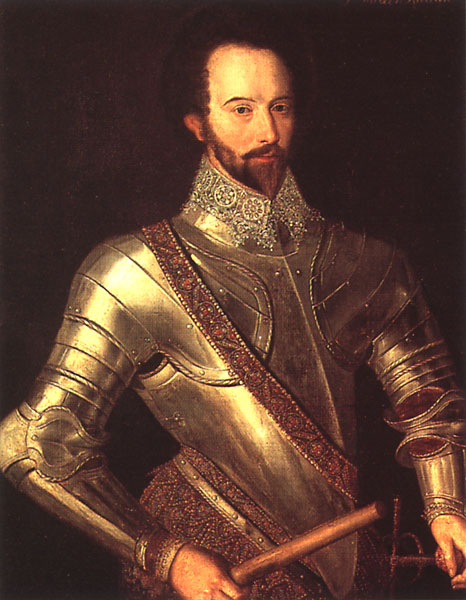 Walter RALEIGH (
