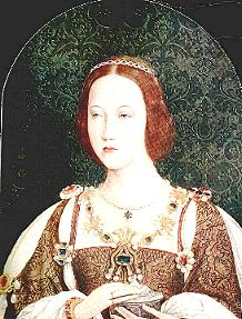Mary TUDOR (Queen of France and Duchess of Suffolk)